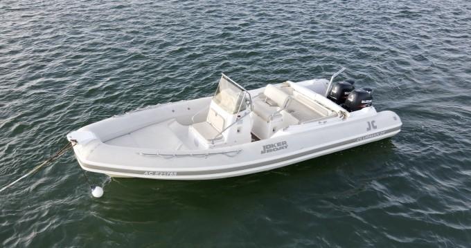 Yacht-Charter in Grand Piquey - Joker Boat Clubman 24 auf SamBoat