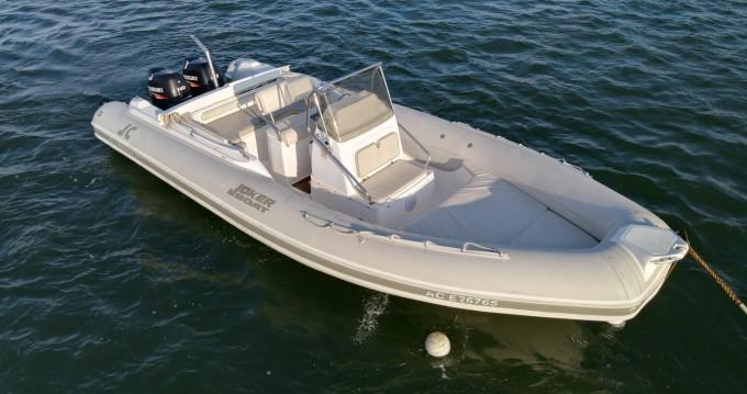 Schlauchboot mieten in Grand Piquey - Joker Boat Clubman 24