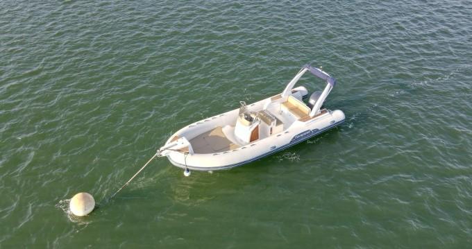 Schlauchboot mieten in Grand Piquey - Capelli Tempest 770