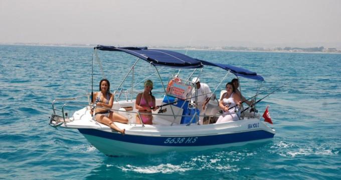 Motorboot mieten in Hammamet - Yamaha Storm