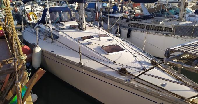 Segelboot mieten in Barcelona - Jeanneau Sunshine 36