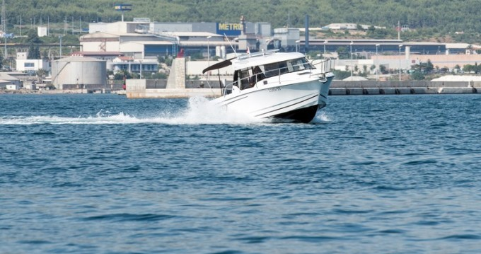 Yacht-Charter in Kaštel Gomilica - Jeanneau Jeanneau Merry Fisher 795 auf SamBoat