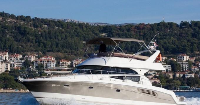 Bootsverleih Split günstig Jeanneau Prestige 440