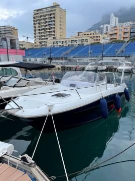 Jeanneau Cap Camarat 7.5 WA Serie 2 zwischen Privatpersonen und professionellem Anbieter Monaco