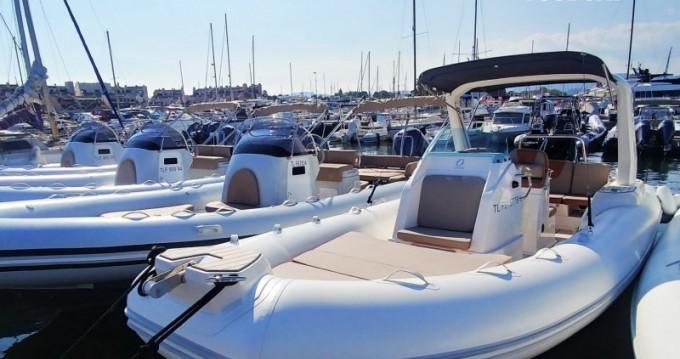 Yacht-Charter in La Favière - Ranieri Cayman 23 Sport auf SamBoat