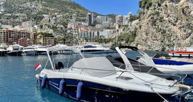 Motorboot mieten in Monaco - Jeanneau Cap Camarat 7.5 WA Serie 2