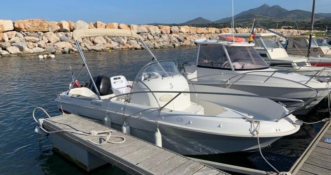 Motorboot mieten in Argelès-sur-Mer - Bénéteau Flyer 550 Open
