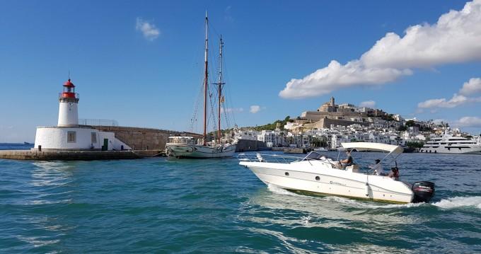 Yacht-Charter in Ibiza Island - Capelli Cap 32 WA auf SamBoat