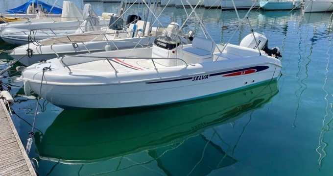 Motorboot mieten in Alghero - Selva Selva D 5.3