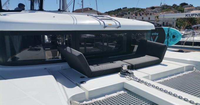 Lagoon Lagoon 40 zwischen Privatpersonen und professionellem Anbieter Trogir