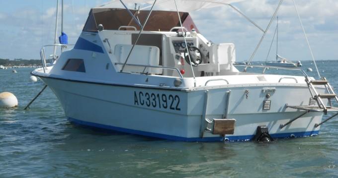 Motorboot mieten in Lège-Cap-Ferret - Yachting-France Claridge