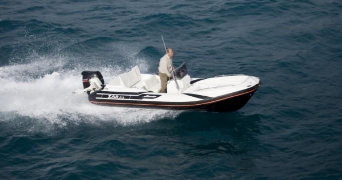 Schlauchboot mieten in Palma de Mallorca - Zar Zar 53