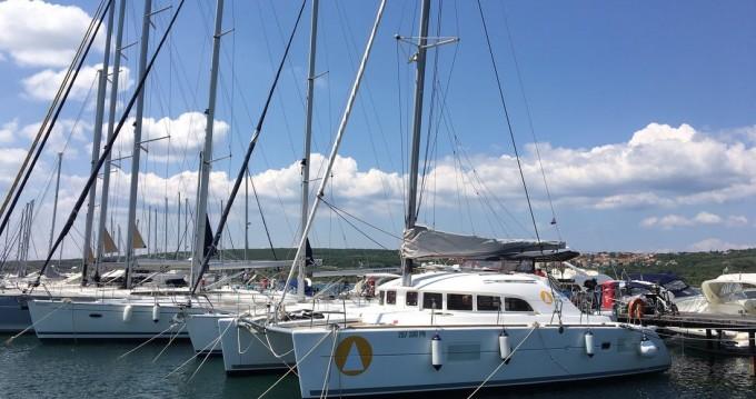 Yacht-Charter in Punat - Lagoon Lagoon 380 auf SamBoat