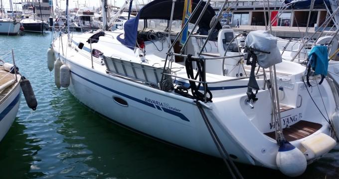 Bavaria Bavaria 39 Cruiser zwischen Privatpersonen und professionellem Anbieter Saint-Raphaël