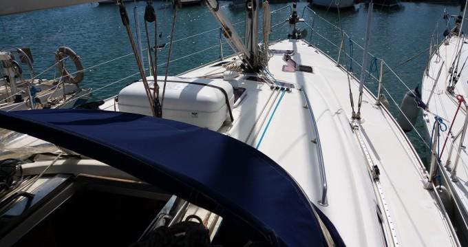 Ein Bavaria Bavaria 39 Cruiser mieten in Saint-Raphaël
