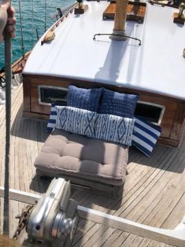 Poseidon Bluewater 480 zwischen Privatpersonen und professionellem Anbieter Palma de Mallorca