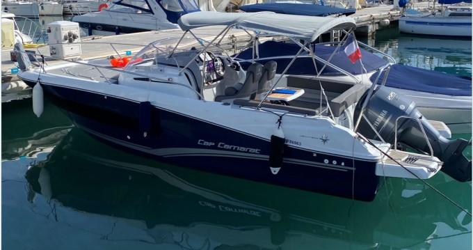 Yacht-Charter in Antibes - Jeanneau Cap Camarat 7.5 WA Serie 2 auf SamBoat