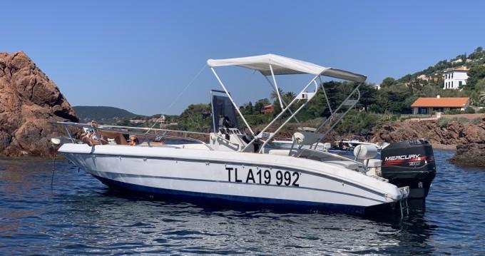 Motorboot mieten in Agay - Plastimo Sharck