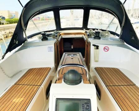 Bootsverleih Pirovac günstig Cruiser 37
