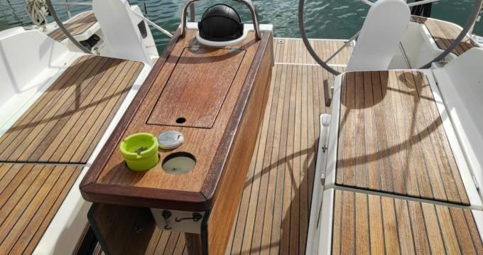 Bootsverleih Agde günstig Cruiser 37