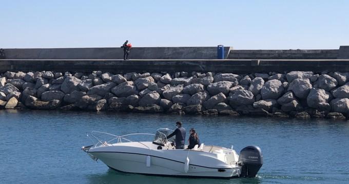 Motorboot mieten in Carnon-Plage - Quicksilver Quicksilver 635 Commander