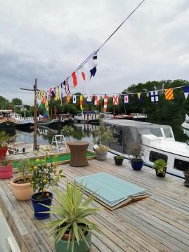 Hausboot mieten in Paris - Peniche Péniche