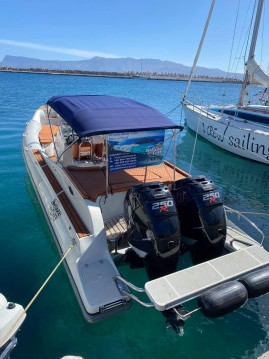 Vermietung Schlauchboot Skipper mit Führerschein