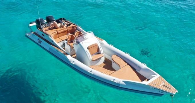 Yacht-Charter in Kissamos - Skipper sport cabin 95 auf SamBoat
