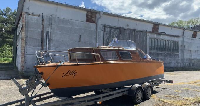 Motorboot mieten in Berlin zum besten Preis