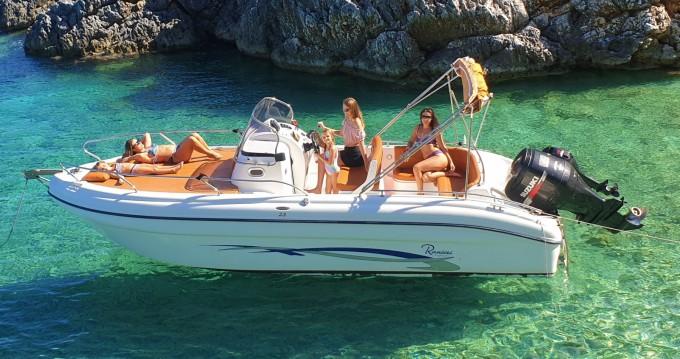 Motorboot mieten in Tsilivi zum besten Preis