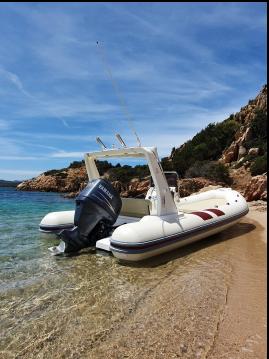 Schlauchboot mieten in Cannigione di Arzachena zum besten Preis