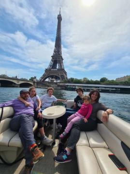 Bootsverleih Paris günstig TRAVERSE 750