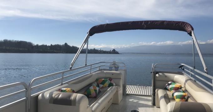 Vermietung Motorboot Supra-Le-Grebe mit Führerschein