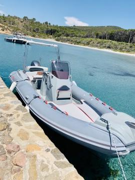 Schlauchboot mieten in Hyères - Capelli Tempest 626 Luxe