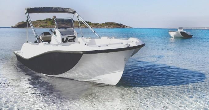 Yacht-Charter in Palma de Mallorca - V2 BOATS 5.0 SPORT auf SamBoat
