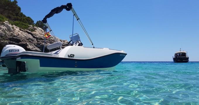 Motorboot mit oder ohne Skipper V2 BOATS mieten in Palma de Mallorca