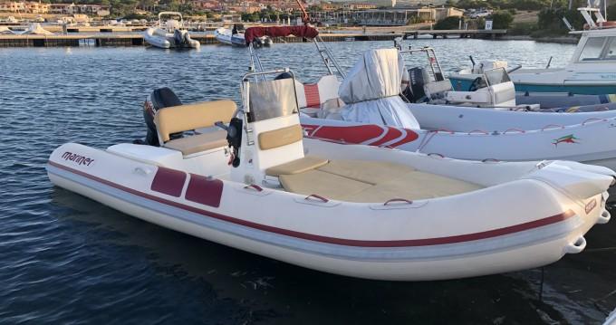 Mariner 560 zwischen Privatpersonen und professionellem Anbieter Porto Pozzo