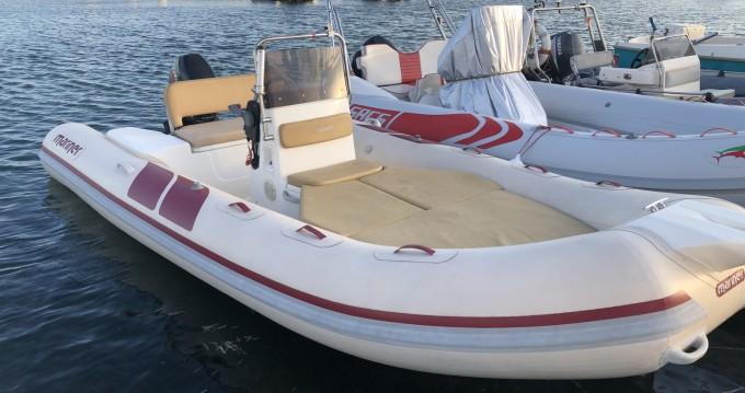 Schlauchboot mieten in Porto Pozzo - Mariner 560