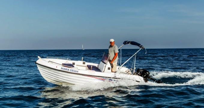 Motorboot mieten in Santorini - Volos Marine Jason 4460