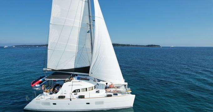 Bootsverleih Lagoon Lagoon 380 Cannes Samboat