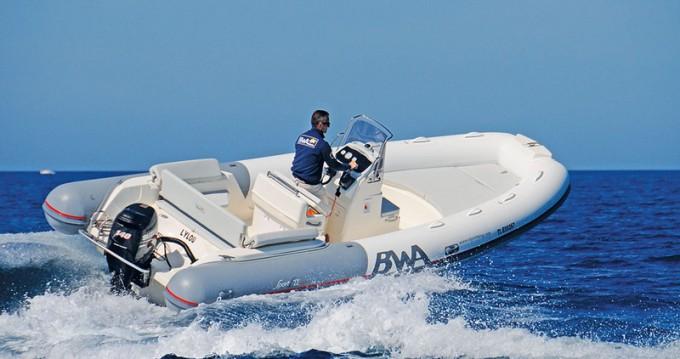 Bootsverleih Bwa 22 GT SPORT Hyères Samboat