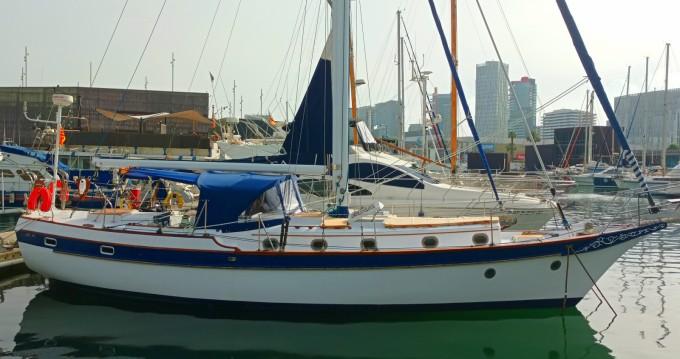 Bootsverleih Ibiza Island günstig CSY 44