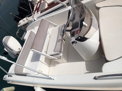 Motorboot mieten in Porto di Alghero - T.A.MARE Monella 18