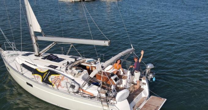 Segelboot mieten in Agde - Bavaria Cruiser 37