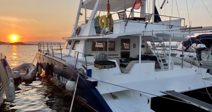 Bootsverleih Tropic Composites Niominka 47 Porquerolles Samboat