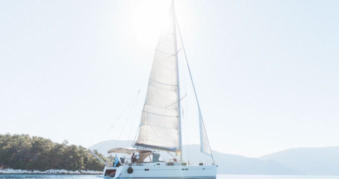 Bootsverleih Hanse Hanse 540 E Nidri Samboat