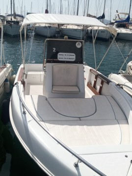 Motorboot mieten in Alghero - Mano Marine Mano Marine 20