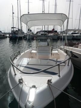 Vermietung Motorboot Saver mit Führerschein