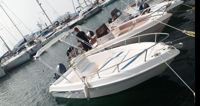 Yacht-Charter in Alghero - Saver Saver Open 495 TC auf SamBoat