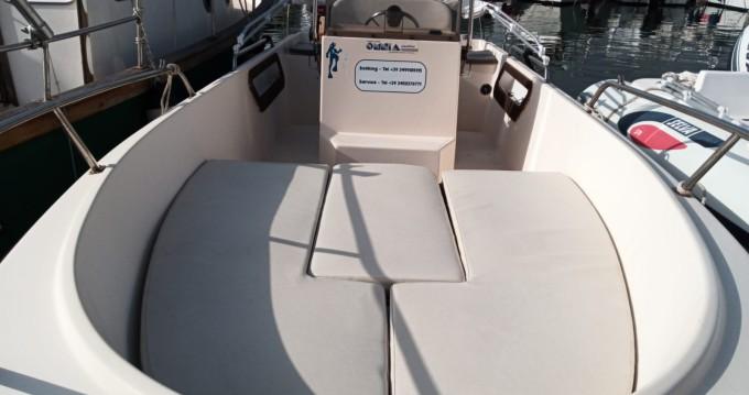 Motorboot mit oder ohne Skipper Omnia mieten in Alghero
